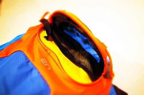 Shimano U-2の下部ポケット