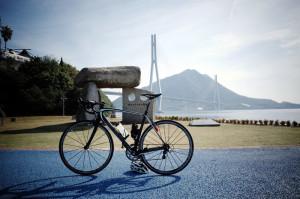 サイクリストの聖地・しまなみ海道