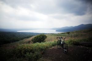 ターマックと山中湖