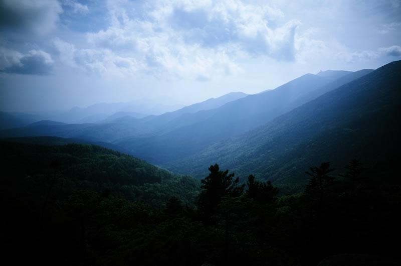大弛峠は渋峠とは違った絶景が楽しめる
