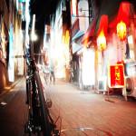 夜の皇居はロードバイクのトレーニングに最適