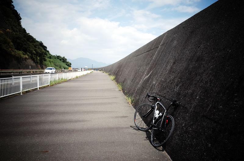 ロードバイクの全日本チャンピオンと出会う