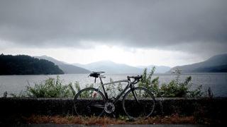 ロードバイクで芦ノ湖へ