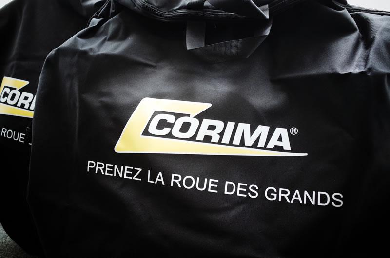 CORIMAはフランス製のホイール・フレームメーカー