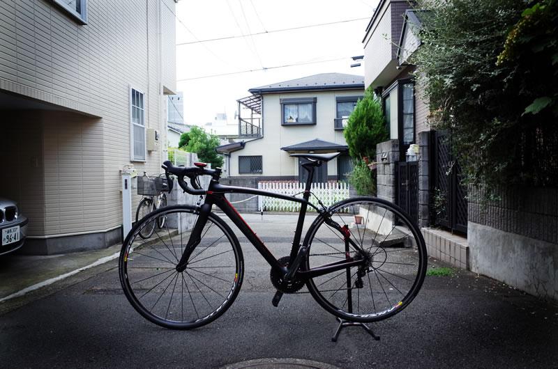 S-WorksルーベSL4の重さやいかに!?