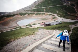 魔王岳までハイキング