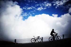 ロードバイクで乗鞍エコーライン