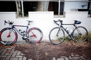 りょうさんの自転車