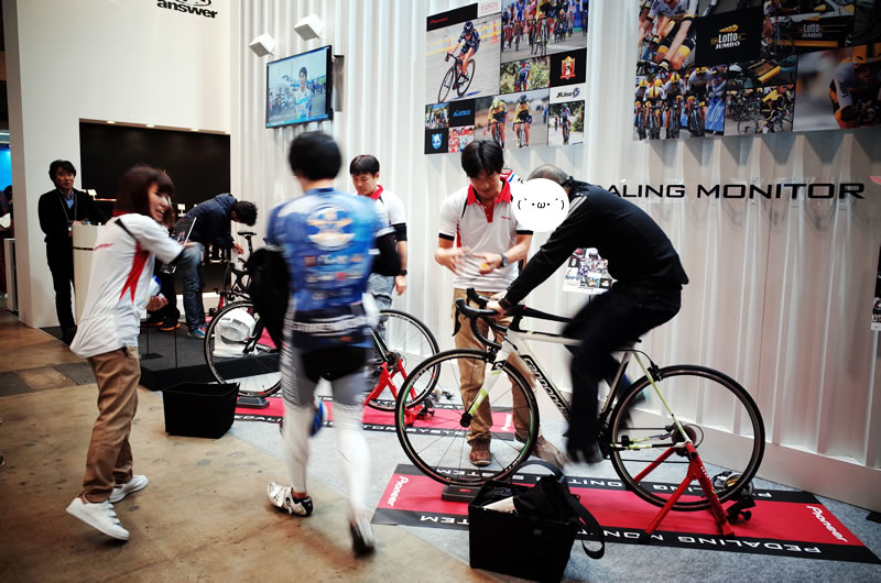 正しいロードバイクトレーニングのウォーミングアップ方法