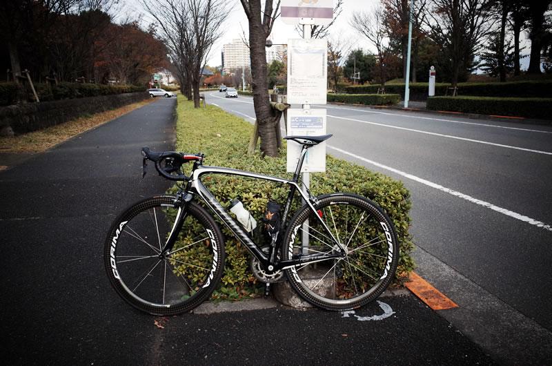東京五輪自転車ロードレース観戦スポット①尾根幹