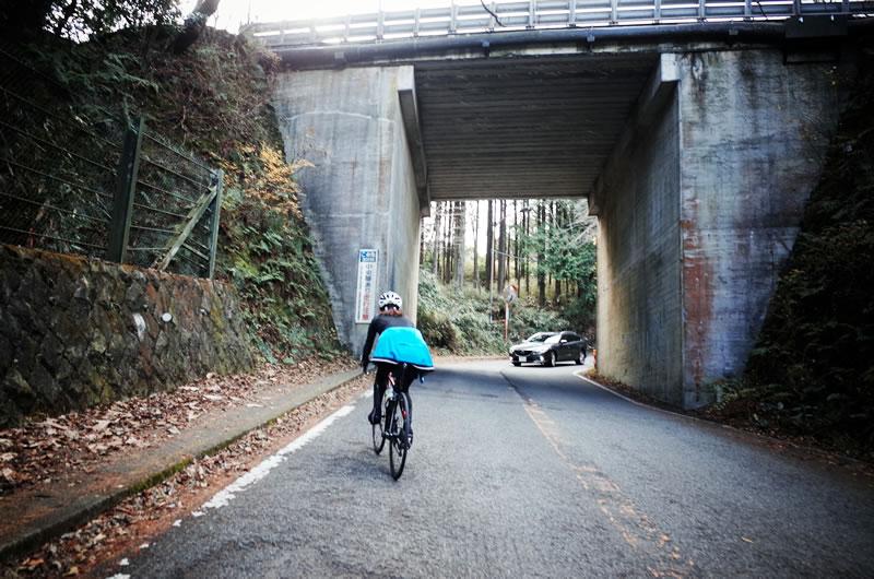 交通量が案外多かった箱根旧道