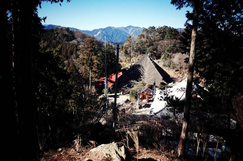子ノ権現は素敵な山寺の雰囲気