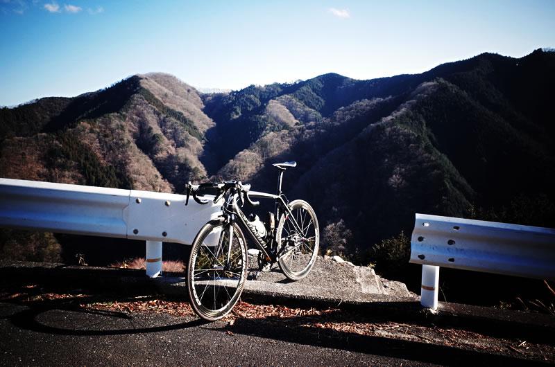 サイクリングの荷物を減らしたい!