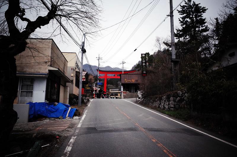 榛名神社の前後の坂はツラすぎる!