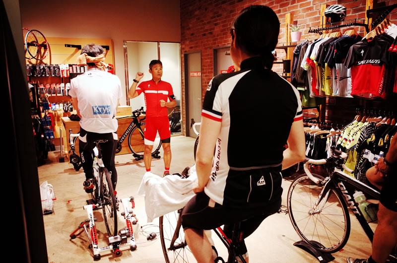 初心者こそロードバイク講習会を受けるべき