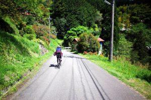 奥武蔵グリーンラインはサイクリングに最高!