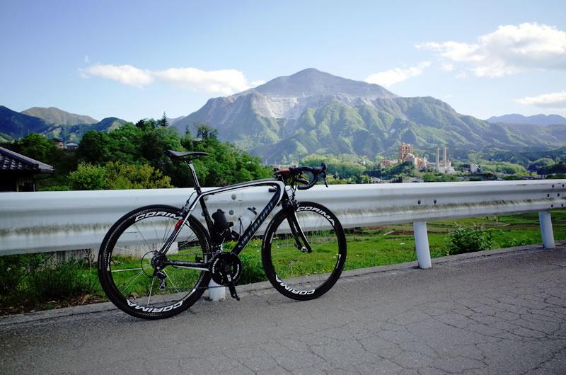 奥武蔵グリーンラインにロードバイクで行ってみた!