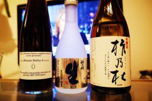 この日の成果は秩父でつくられたワインと日本酒!