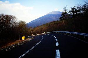 浅間山! ちょっと雨でした(;´Д`)