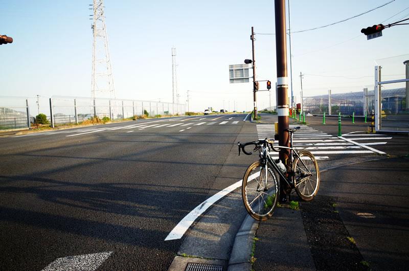 国道150号線の風はすごい!