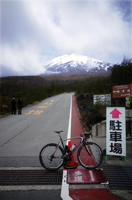 富士山とターマック!!