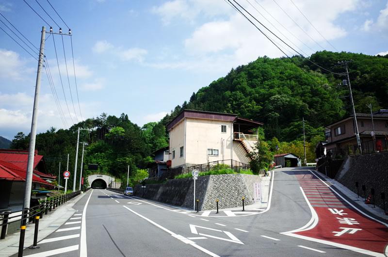 松姫峠を越えたかったけれど・・・