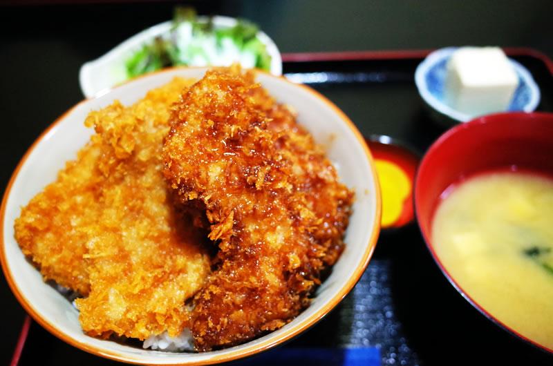 ソースカツ丼は好きですか!?