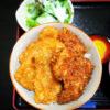 蒼屋のソースカツ丼