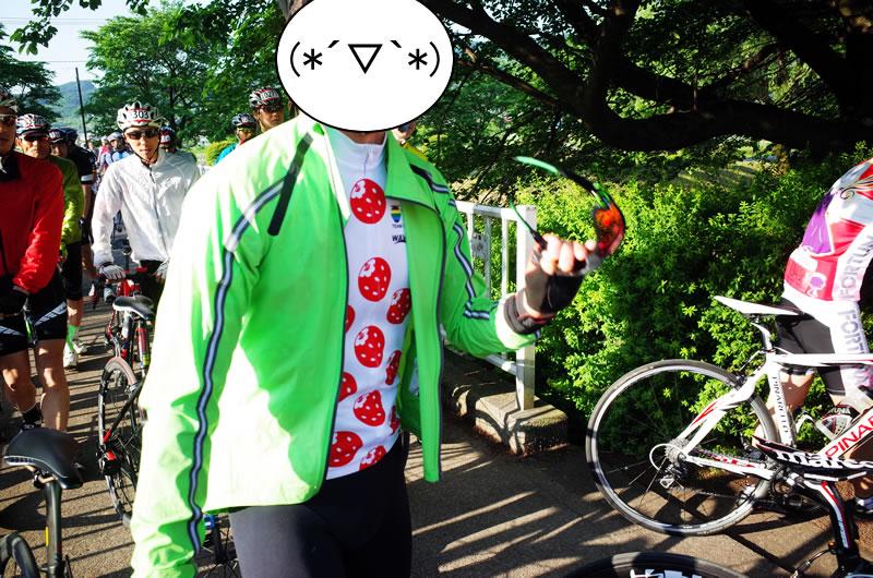 朝5時でも笑顔マックスHiro-Cさん!