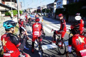自転車はチーム戦だ!