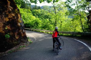 群馬と埼玉の県境はベストサイクリングコース第3位!