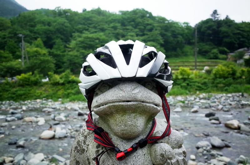 ヘルメットの寿命は3年です
