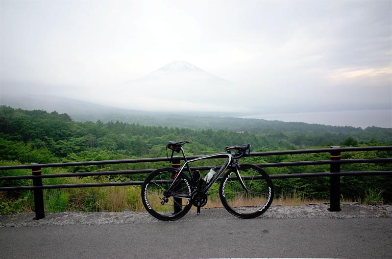 三国峠は景色が最高^^