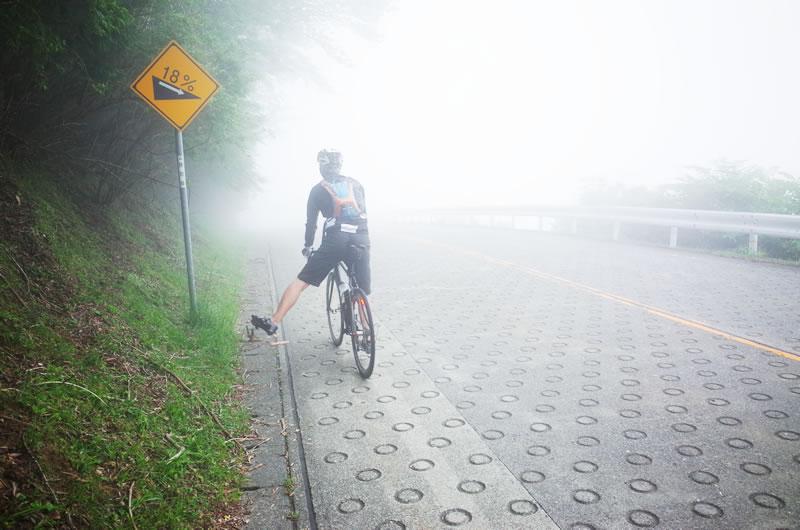 明神峠で東京2020自転車ロード・テストイベントを観戦することはできません