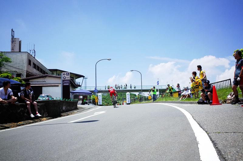 サイクルロードレースは現地観戦が良いぞ!