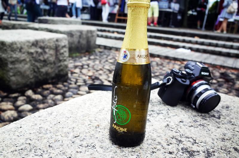 応援しながら飲むお酒は格別(*´ω`*)