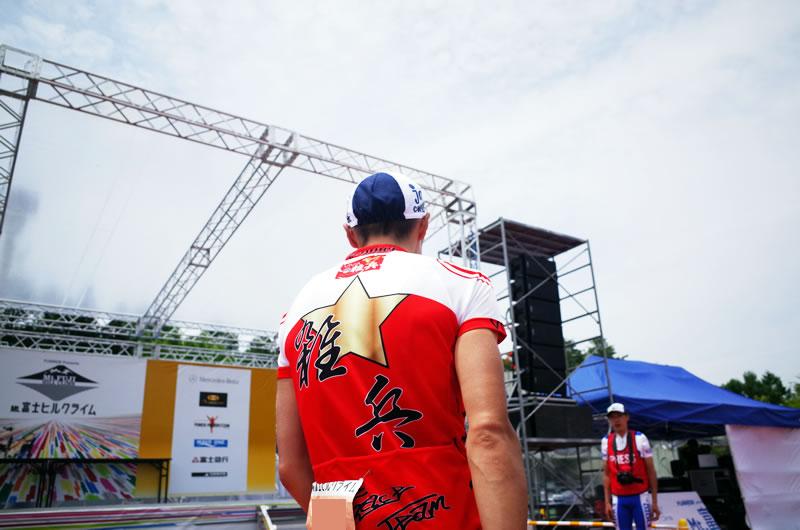 ロラ男さんの富士ヒル優勝は感動しました(*´ω`)