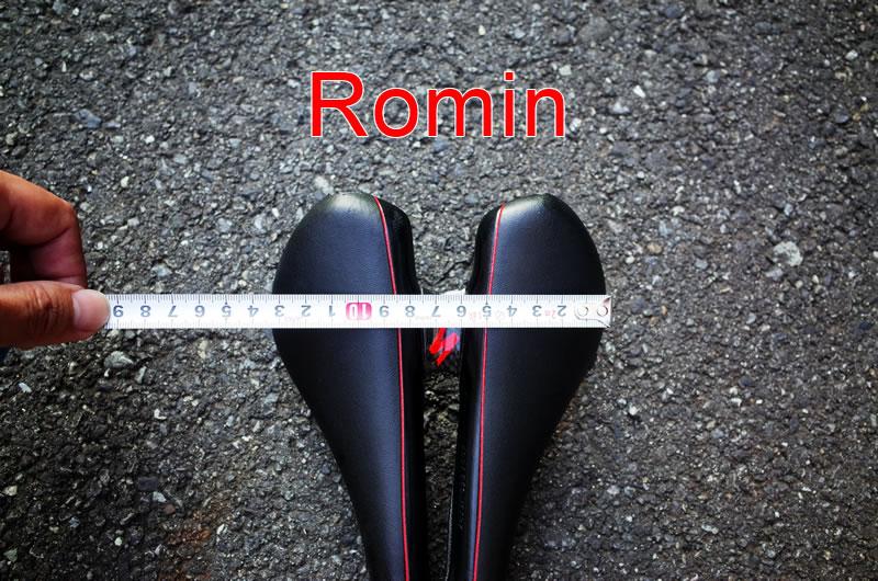 Rominはサイズが合ってなかったかも・・・