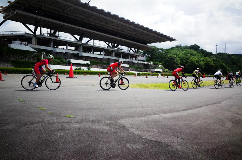 観客としても競技者としても自転車を楽しみたい(*´ω`*)
