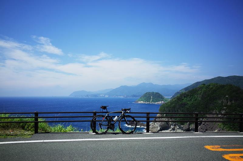 南伊豆はぜひとも自転車で回るべき(^ω^)