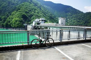 これが井川ダム!