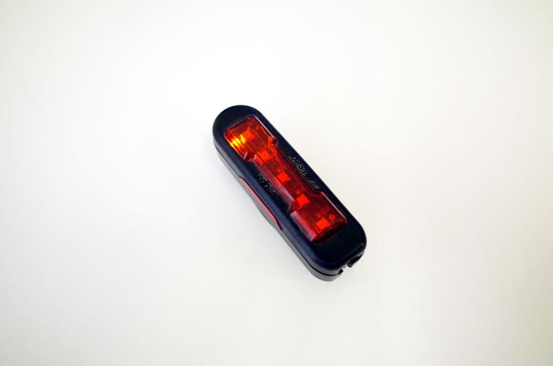 尾灯は点灯で使うのが基本