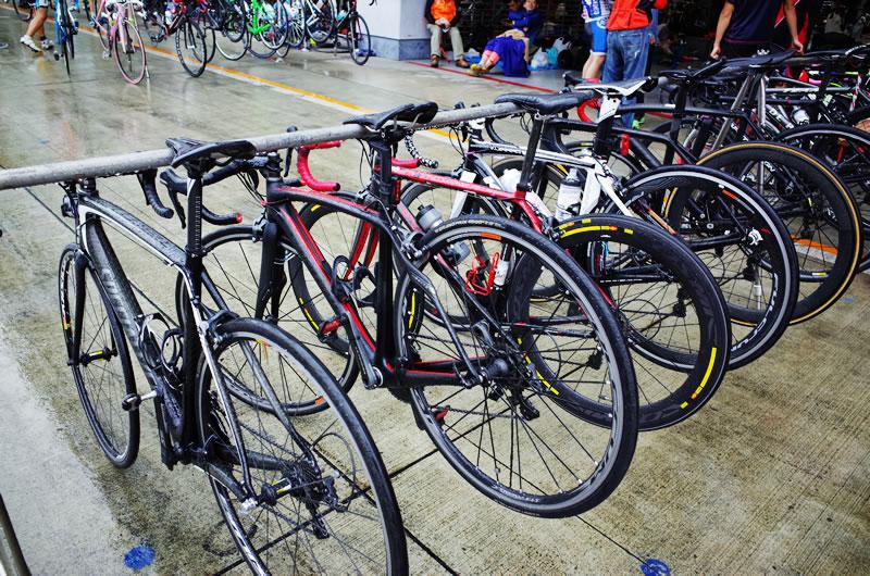 大雨で自転車はどれくらい傷むのか!?