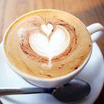 盆栽自転車のコーヒーがおいしい