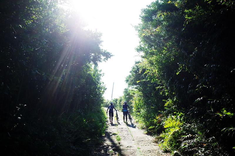 三浦半島でレンタサイクルに挑戦しました!