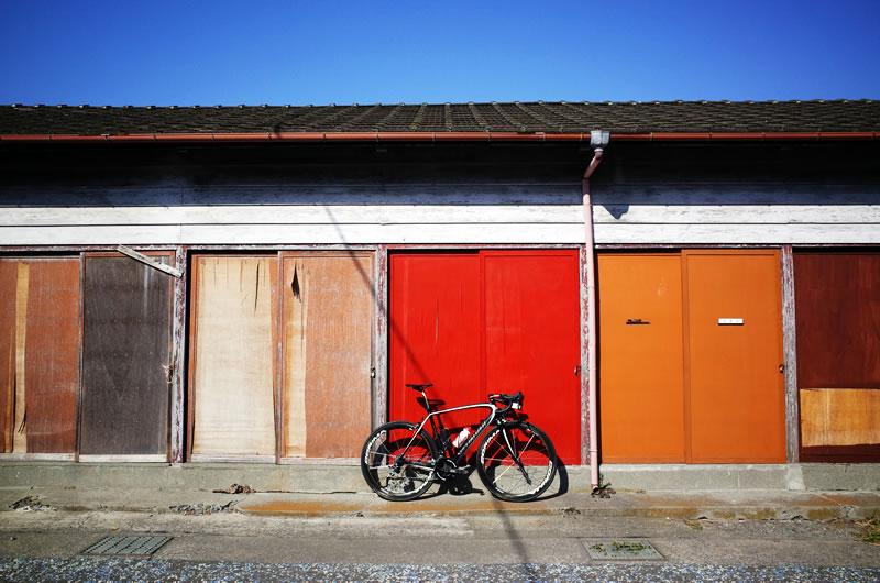 ロードバイク未経験女子、三浦半島を行く!