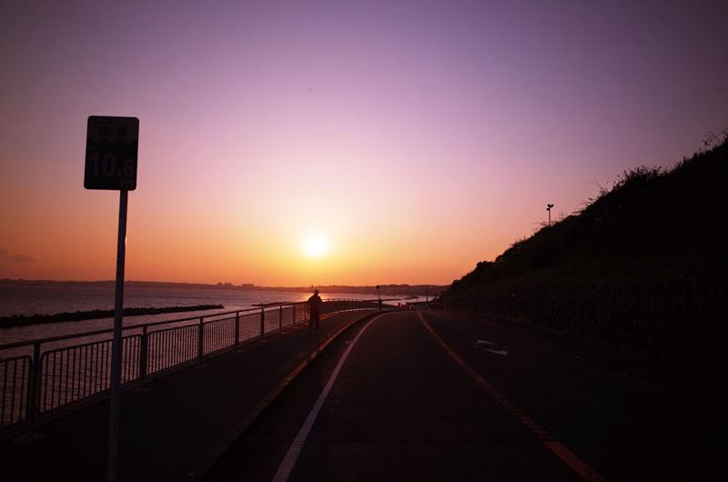 ロードバイク経験ゼロの女子、三浦半島サイクリングを無事クリア!