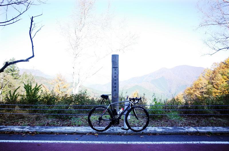 風張峠で記念撮影!