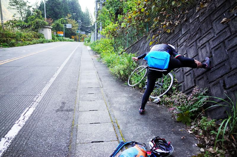 ロードバイクは体の柔軟性が命!