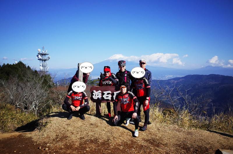 年末もあの山へ登ろう!